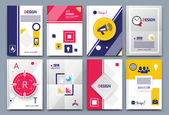 Abstract composition infographic flier font texture business card set elegant letters collection a4 brochure title sheet patch part construction creative text frame surface figure logo icon art