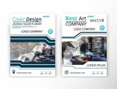 Abstract composition Colored editable cover image texture Flier set construction Urban city view banner form White a4 brochure title sheet Creative figure icon Firm name logo surface Flyer font