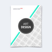 Abstract composition. Perforated dots section. Black and white ad surface icon. Logo figure. A4 brochure title sheet. Creative mesh text frame construction. Firm banner form image. EPS10 flyer panel