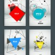Abstract background for your business notebook, pe...
