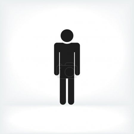 male person icon
