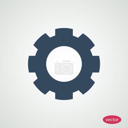 gear cog wheel icon