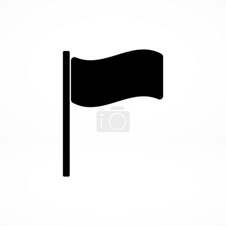 flag mark icon