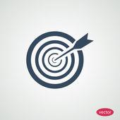arrow and aim icon