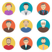 people flat icon 01