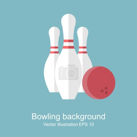 Bowling and ball