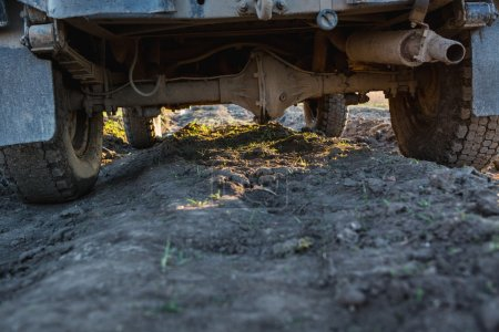 Off-road dirt