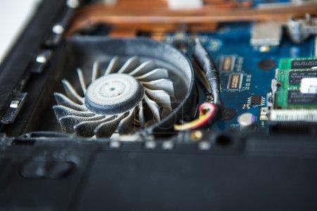 dustu laptop fan