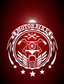 Motorbike vintage racing typography t-shirt graphics