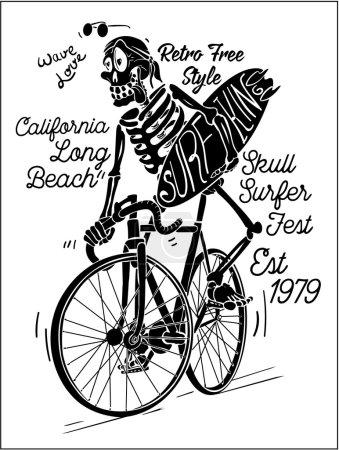 California Long beach, print, label