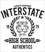 college sports print