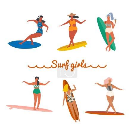 Beach lifestyle poster