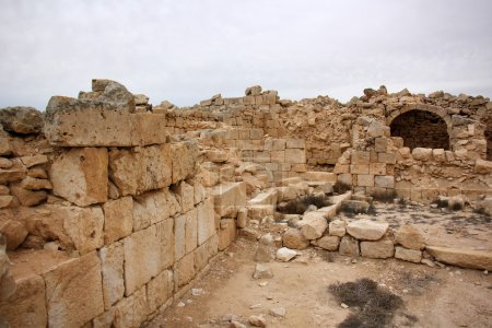 the ancient city of Avdat
