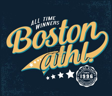All time winners Boston athletics