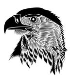 Bald Eagle print on T-shirts tattoo element