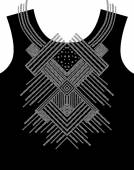 Ethnic graphic for t-shirts