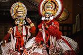 Tradiční tanec Kathakali Kerala
