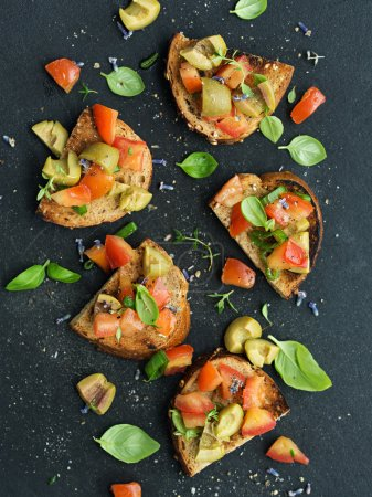 Healthy Vegetarian Appetizers