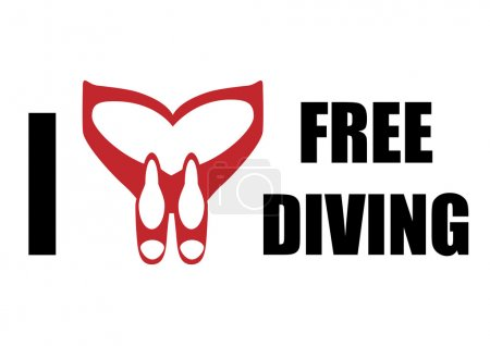 i love freediving