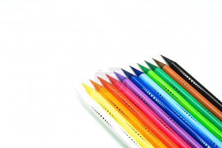Sharpening pencils color gradations compared CONSE...