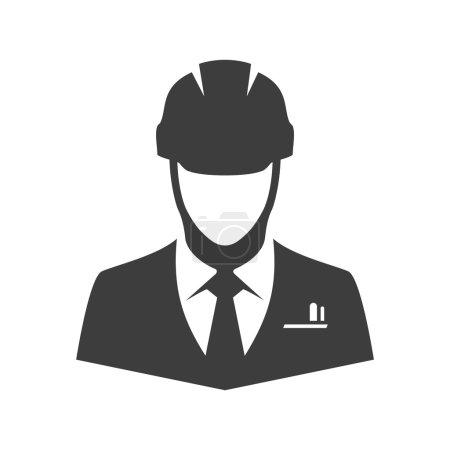 Vector icon engineer