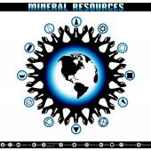 Earth Day Destruction of mineral reserves Infographics Ecological problems The depletion of the Earth's resources