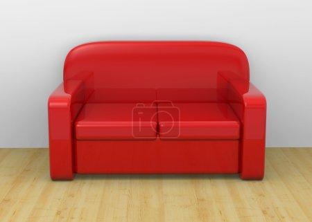 The Sofa - 3D