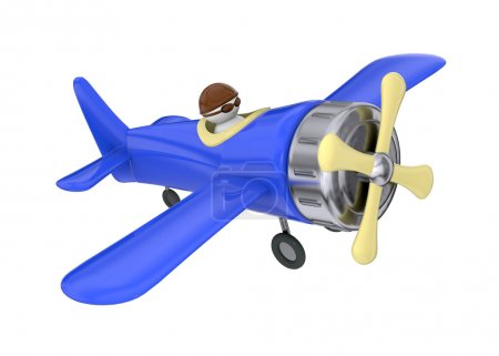 The Airplane - 3D