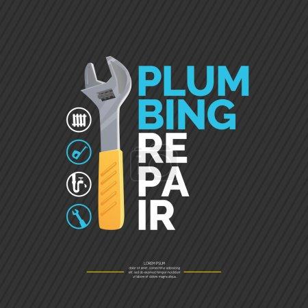 House and plumbing repair.