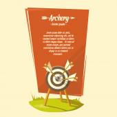 Archery Background for text