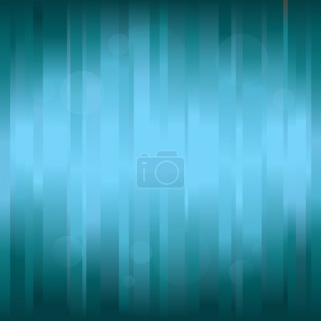 vector background in bright Blue