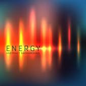 Colorful Energy wave