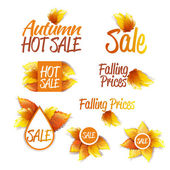 Autumn Sales Theme