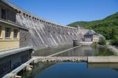 The Eder dam in Germany