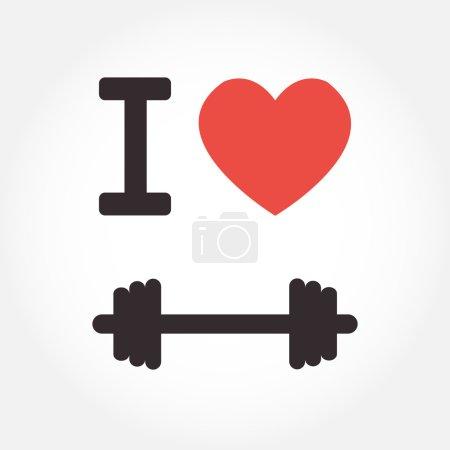 Background I love fitness