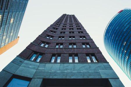 Modern minimalistic architecture