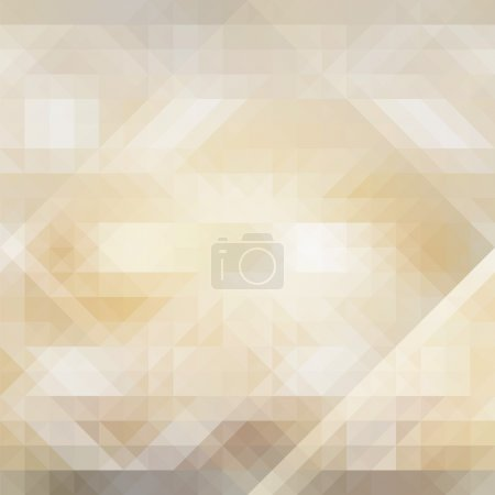Abstract warm colored vector texture for background