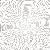 Conceptual background with tree-rings
