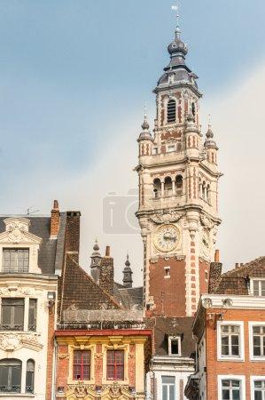 Flanders style buildings