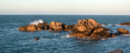 Pink Granite Coast
