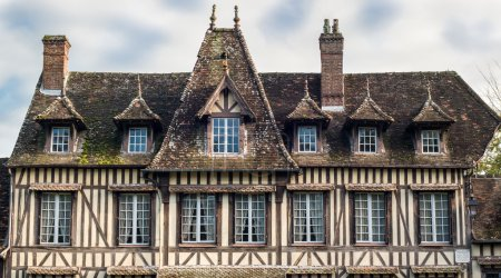 Beautiful Timber frame building