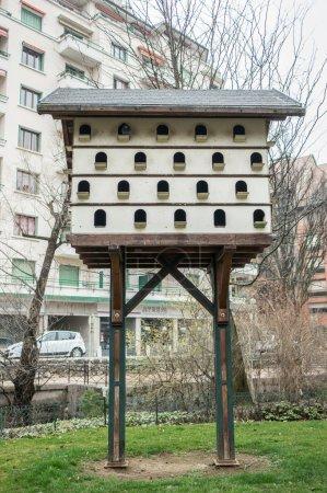 Decorative pigeon house