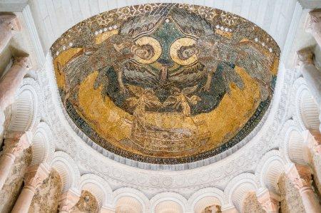 Mosaic of ninth century
