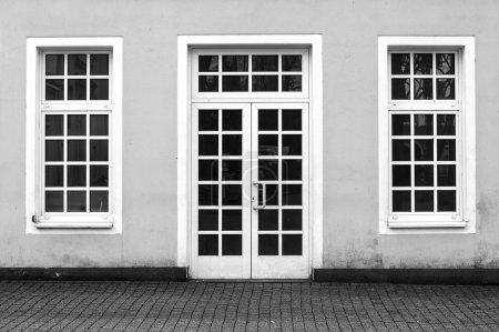 Door and windows in Cologne