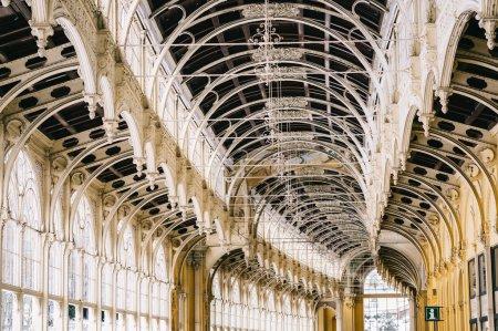 Spa Colonnade architecture
