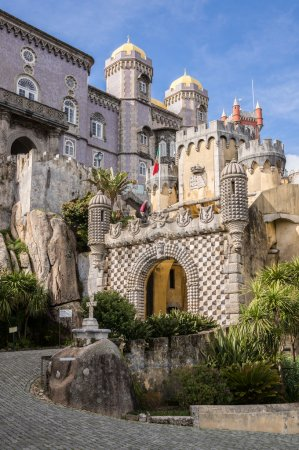 The Pena National Palace