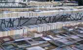 Second Hand Books - Street sale on South Bank LONDON, ENGLAND -
