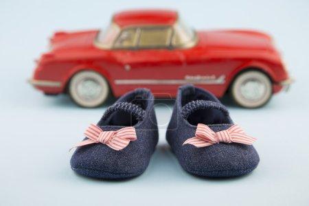 Little girl summer shoes