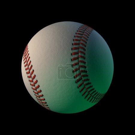 3d cgi baseball
