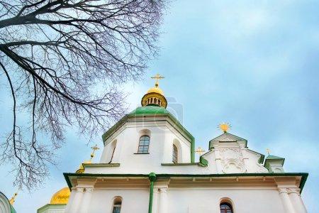 Kiev's landmark - Sophia Cathedral.
